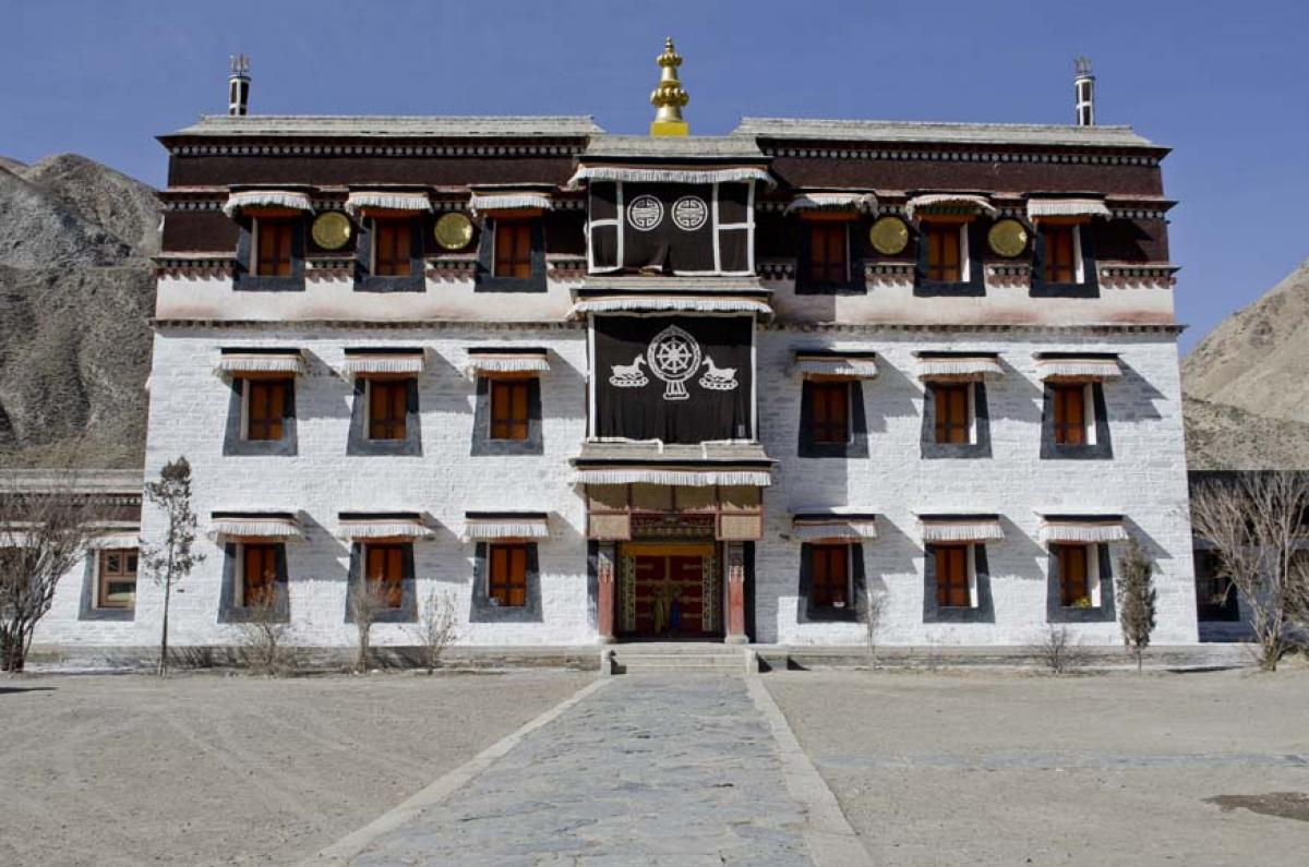 Labrang Monestary, Gansu, China