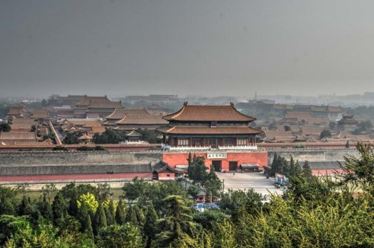 Chinese Imperial Sites